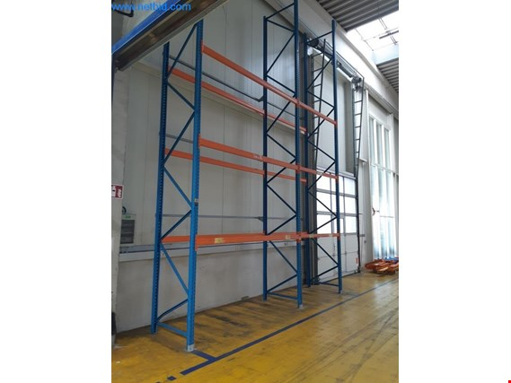 Used Heavy duty pallet racking for Sale (Online Auction) | NetBid Slovenija