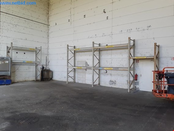 2 Heavy duty pallet racks (Online Auction) | NetBid España