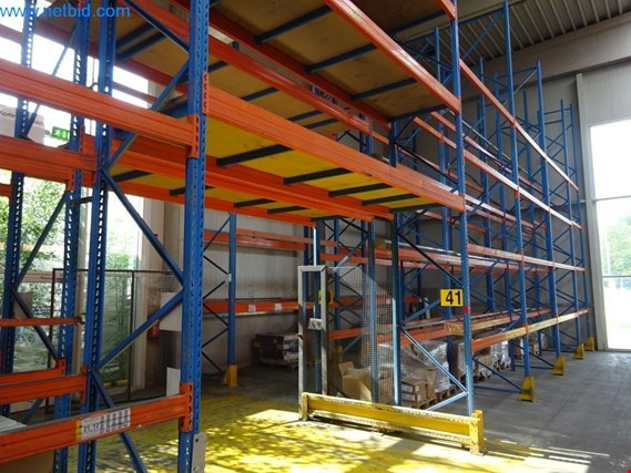 Stow 1 Posten Heavy duty pallet racks (Online Auction) | NetBid ?eská republika