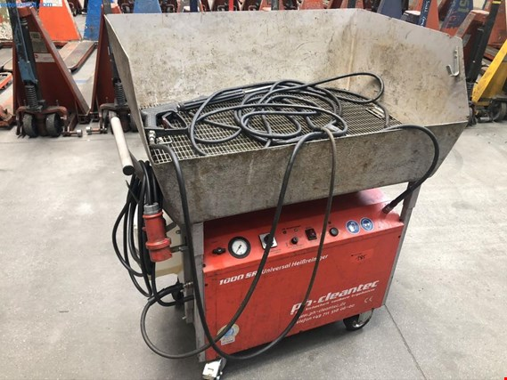 Used PH-Cleantec 1000 SR Universal hot cleaning device for Sale (Auction Premium) | NetBid Industrial Auctions
