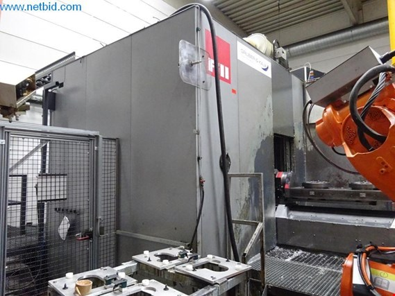 Fill SM-02 CNC machining center (Trading Premium) | NetBid ?eská republika
