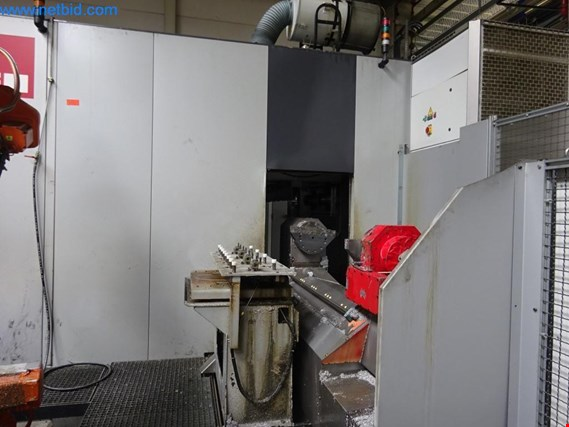 Fill SM02 horizontal CNC machining center (Trading Premium) | NetBid ?eská republika
