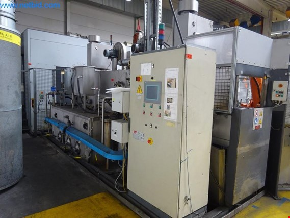 Used ITF Tunnel LT PP 2/5 Continuous cycle cleaning system for Sale (Trading Premium) | NetBid Industrial Auctions