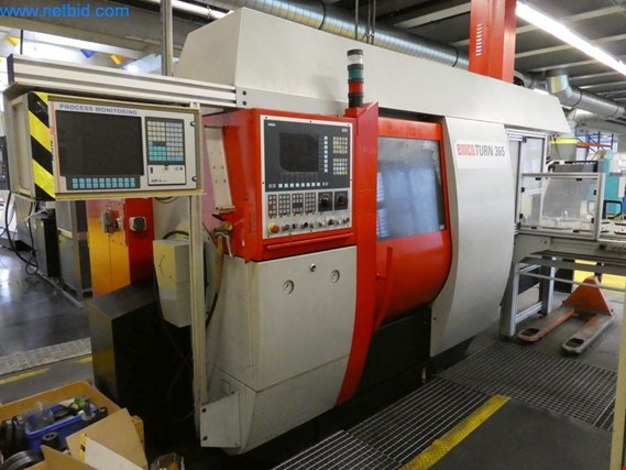 fully automatic machining cell (913) (Auction Premium) | NetBid ?eská republika