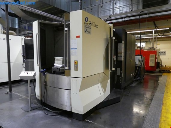 Used Makino A61NX CNC machining center (927) for Sale (Auction Premium) | NetBid Industrial Auctions