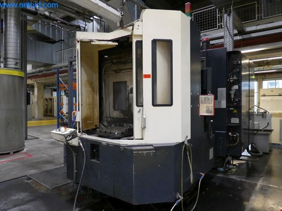 Makino A66E-A60 CNC machining center (949) (Auction Premium) | NetBid ?eská republika