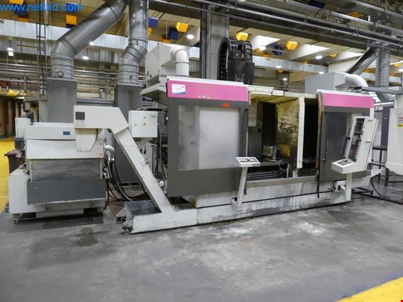 Used Stama MC531 Single CNC machining center (940) for Sale (Auction Premium) | NetBid Industrial Auctions