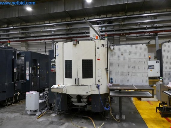Makino A61-A60 CNC machining center (932) (Auction Premium) | NetBid España