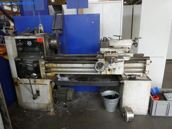 Foest DA210 L+Z lathe (Online Auction) | NetBid ?eská republika