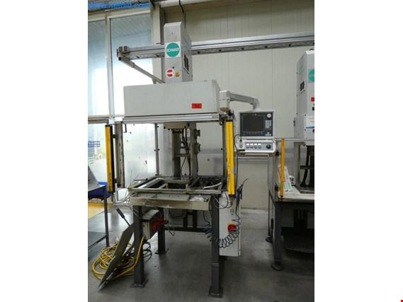 Used Schmidt Servopress 420 LV-420-01 Pneumatic press for Sale (Auction Premium) | NetBid Industrial Auctions