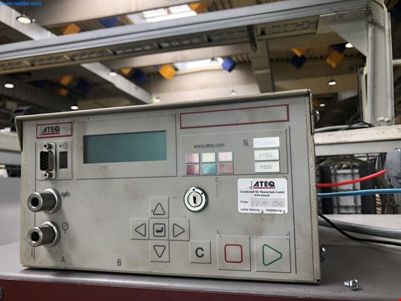 Ateq F520 Differential pressure gauge (Auction Premium) | NetBid España