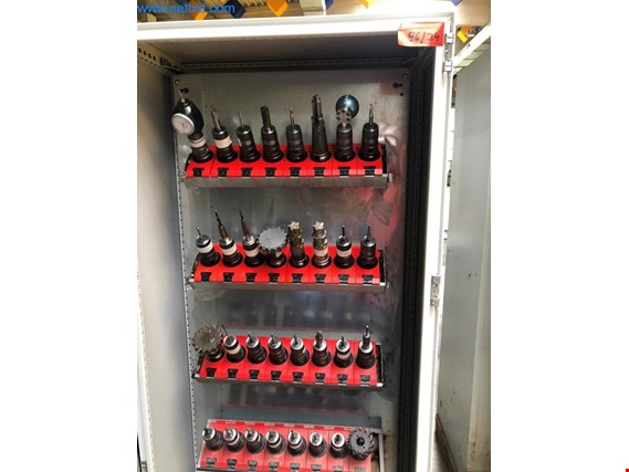 Used 1 Posten Tool holders for Sale (Auction Premium) | NetBid Industrial Auctions