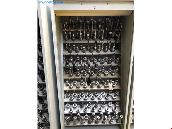 Used 1 Posten Tool holders HSK 63 for Sale (Auction Premium) | NetBid Industrial Auctions
