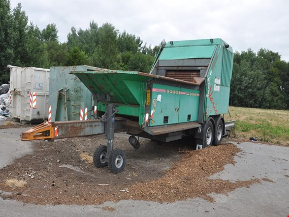 JENZ  AZ 55 D Vario  Driveable chipper  (Equipment Nr. GKOM9901/ Anlage Nr. 19) koupit použité (Auction Premium)