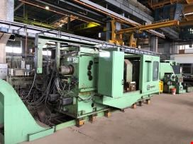 Well-maintained horizontal CNC milling center