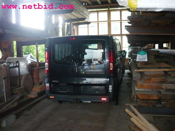 opel vivaro 20 td hf29 34 lieferwagen gebraucht kaufen
