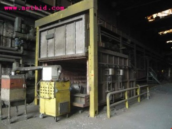 Online insolvency auction well-maintained operating and business  equipment of foundry, laboratory technology, joinery