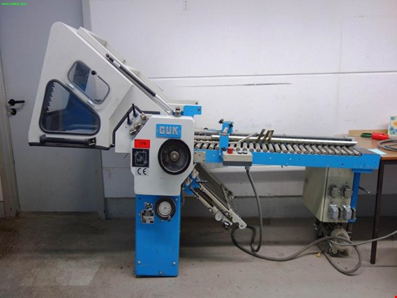 Used GUK FA49/4 STAT.2 folding machine for Sale (Trading Premium)