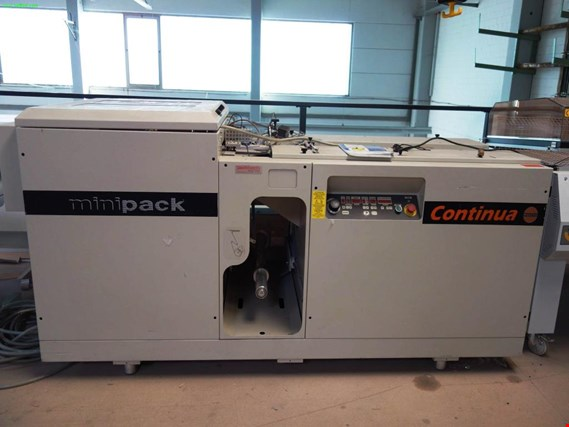 Used Continua/Packtech Minipack, Modell MF99CNO1 packaging machine for Sale (Trading Premium) | NetBid Slovenija