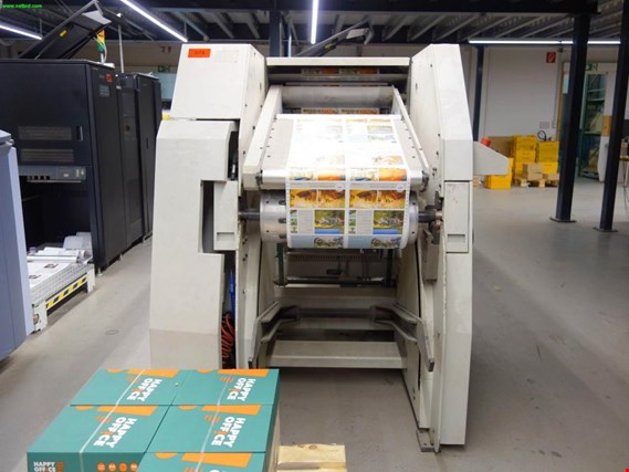 Used Hunkeler RWM winding unit for Sale (Trading Premium)