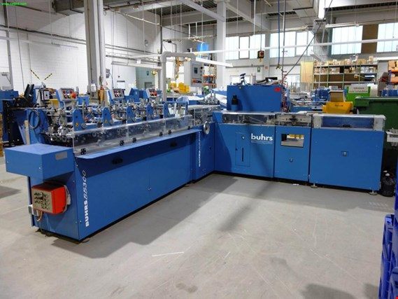 Buhrs BB300 inserting machine  (Trading Premium)