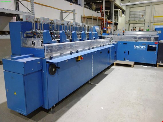 Used Buhrs BB600 inserting machine for Sale (Trading Premium)