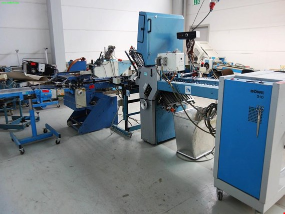 Used Herzog & Heymann M7 folding machine for Sale (Trading Premium)