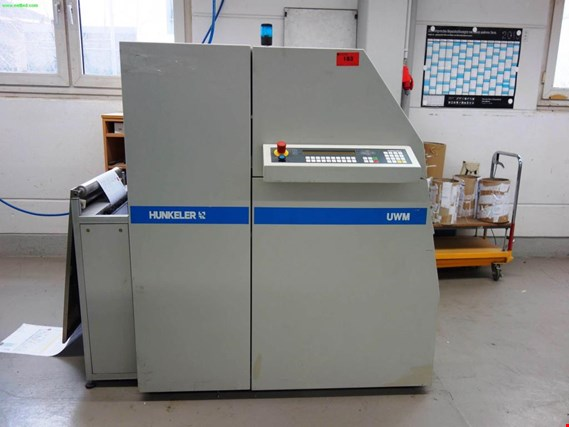 Used Hunkeler UWM150/7082 unwinder for Sale (Trading Premium)