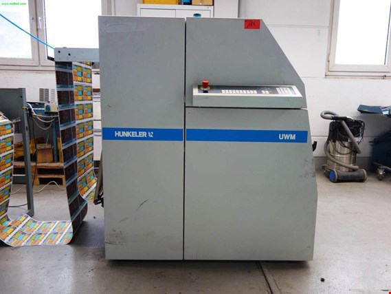 Used Hunkeler UWM70/7082 unwinder for Sale (Trading Premium)