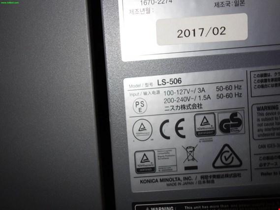 Used Konica Minolta Bizhub Press 1250eP digital printing press for