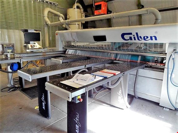 Machines as well as the business and office equipment of a plastics processing company