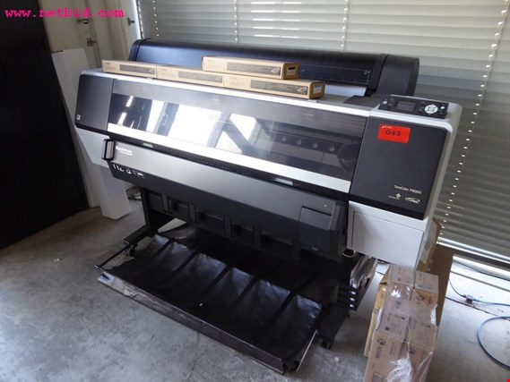 Post auction sale web offset printing  and print finishing  machines