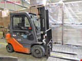 Toyota 02-8FGF20 gas-powered forklift truck - later release date 30.03.2019