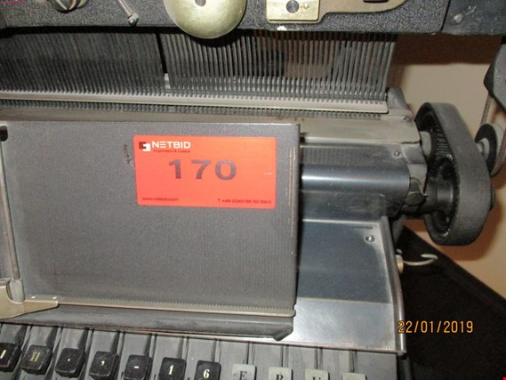 Used Linotype 8 historic printing press for Sale (Trading Premium)