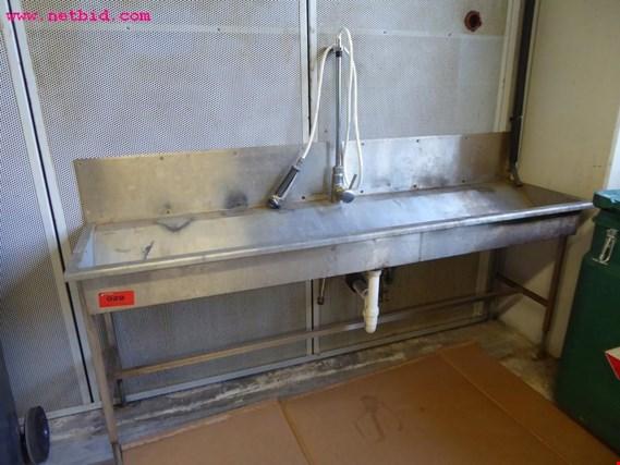 Edelstahl Waschbecken gebraucht kaufen Auction Premium