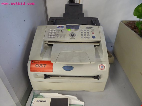 Brother Fax-2920  laser fax machine  (Trading Premium)