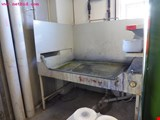 parts washing sink