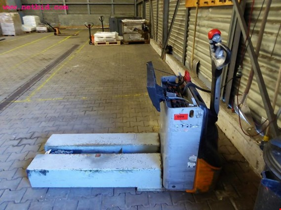 Used Still EXU16 electr. pallet truck for Sale (Trading Premium)