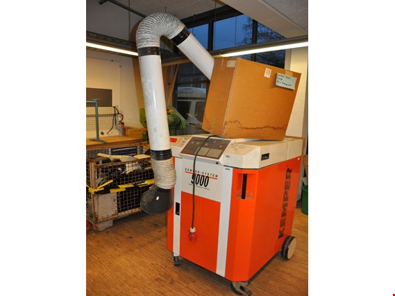 Used Kemper 900 Schweißrauchabsaugung for Sale (Auction Premium) | NetBid Industrial Auctions
