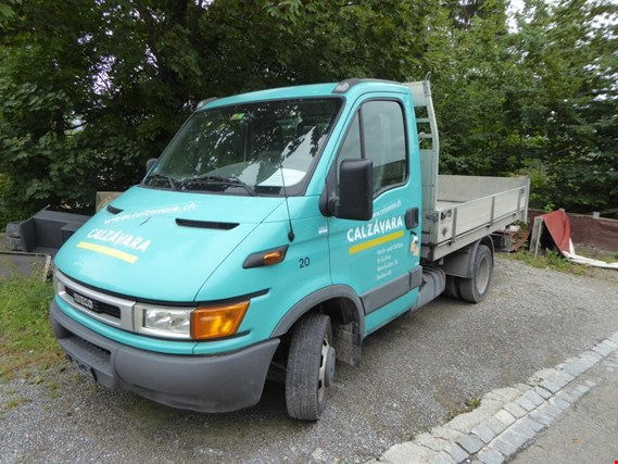 iveco 35c12 transporter gebraucht kaufen auction premium