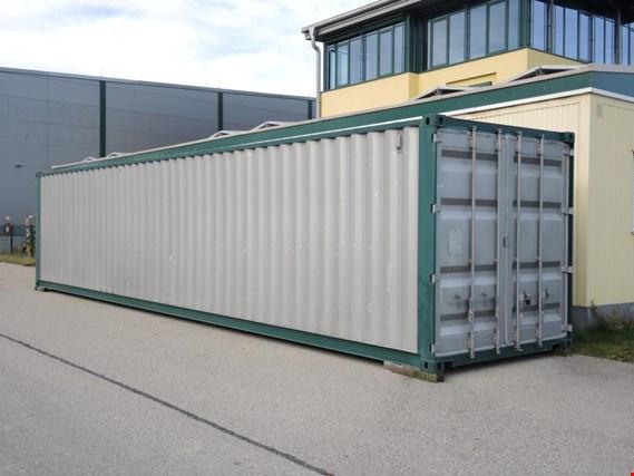 40´-Überseecontainer #477 gebraucht kaufen (Auction Premium)