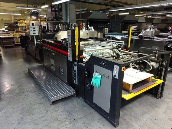 Online-insolvency auction ceramic silkscreen transfer printing and technical screen printing machines