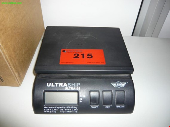 My Weigh Ultrachip Ultra 55 Briefwaage (Trading Premium) | NetBid España