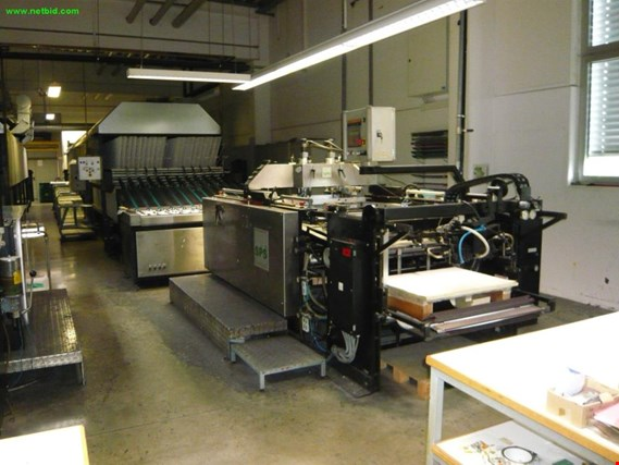 full automatic screen printing line (1) (Trading Premium) | NetBid ?eská republika