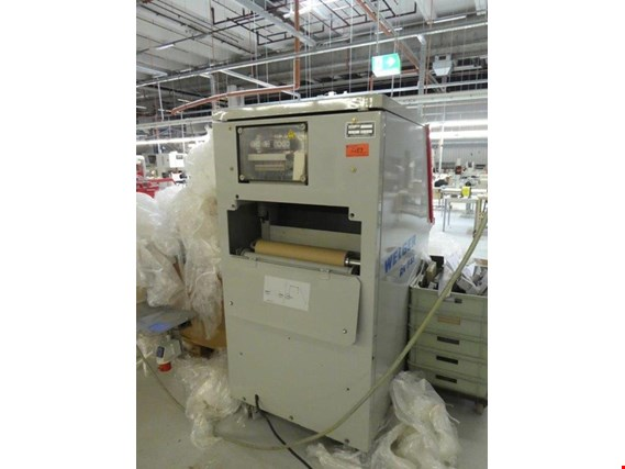 Used Welger RV 641 Ballenpresse for Sale (Online Auction) | NetBid Industrial Auctions