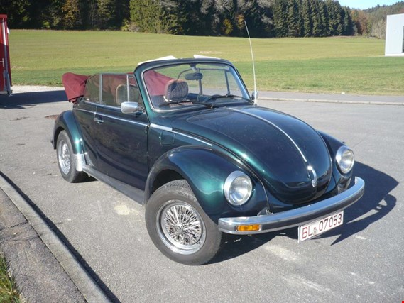 Volkswagen 1303 (15) PKW-VW-Käfer Cabrio  (Auction Premium)
