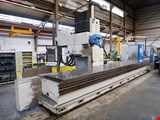 Zayer 30 KM CNC-Bettfräsmaschine / CNC bed-type freesmachine