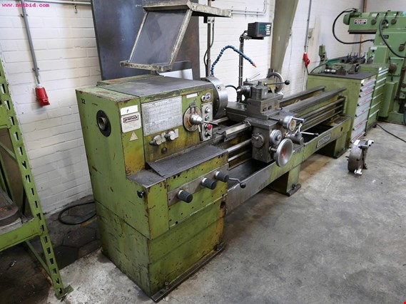 Premack C11MT Lathe de ocasión (Auction Premium)