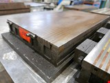 Magnetic clamping plate