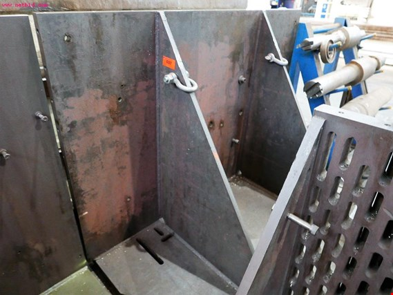 Used Angle Plate for Sale (Trading Premium)